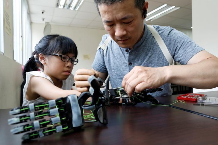 Printing prosthetic in Taiwan