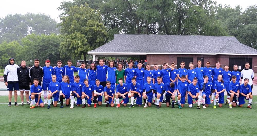 Talenti iz Amerike na radaru NS/FS BiH: Počeo fudbalski kamp u Chicagu, učetvuje 130 mladih fudbalera